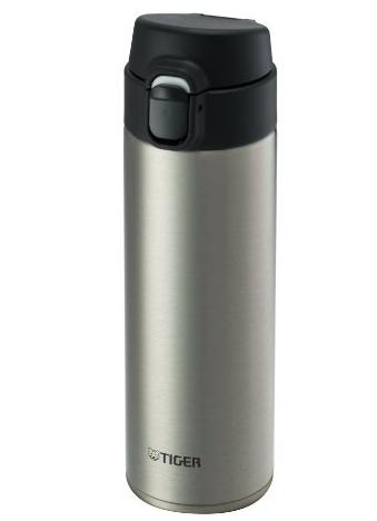 Tiger MMY-A048-XC Stainless Steel Vacuum Insulated Travel Mug, 16-Ounce, Silver