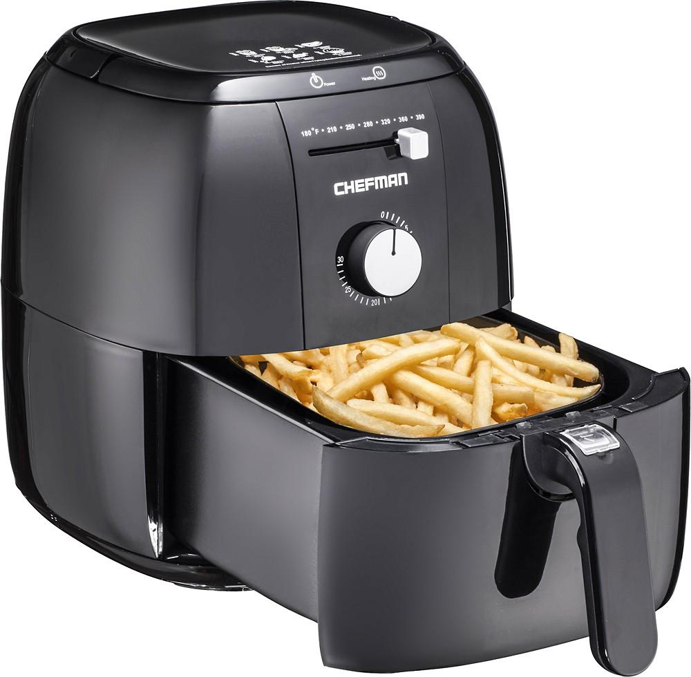 $59.99 Chefman RJ38 Express Air Fryer - Black