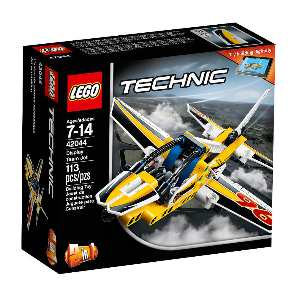 20% Off + $5 Off $30 LEGO Technic