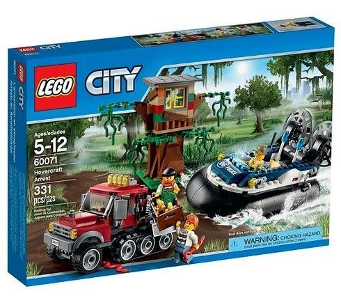 LEGO City Police Hovercraft Arrest 60071