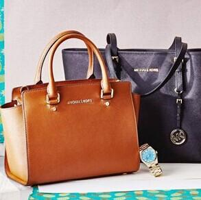 Up to 73% Off Michael Kors Handbags, Eyewear, & More @ Rue La La