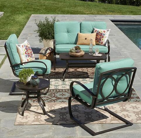 $50 off $200 Patio Furniture, Outdoor Window, Rug, Pillow, or Cushion @ Kohl's