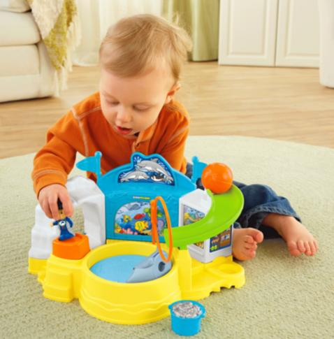 Extra 15% Off Clearance Items @ Fisher Price