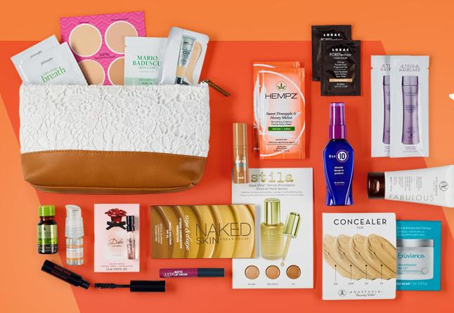 Free 22 Piece Beauty Bags with Orders of $60 or More @ ULTA Beauty