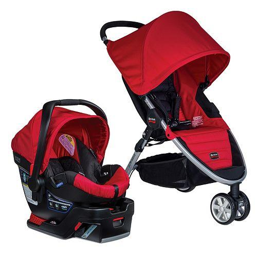 Britax B-Agile 3 & B-Safe 35 Travel System + $50 Kohls Cash