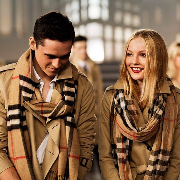 Up to $175 Off Burberry Scarf Sale @ Saks Fifth Avenue
