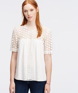 Up to 50% Off + an Extra MYSTERY discount Ann Taylor Sale @ Ann Taylor