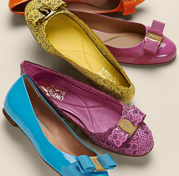 Up to 33% Off Salvatore Ferragamo Shoes & Handbags @ MYHABIT