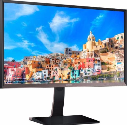 $369.99 Free Shipping Samsung WQHD 32-Inch LED Monitor S32D850T
