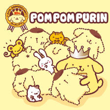 $4.77 Pom Pom Purin @Amazon Japan
