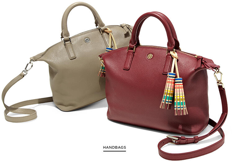 Up to 40% Off+Up to $175 Off Tory Burch Handbag Sale @ Saks Fifth Avenue