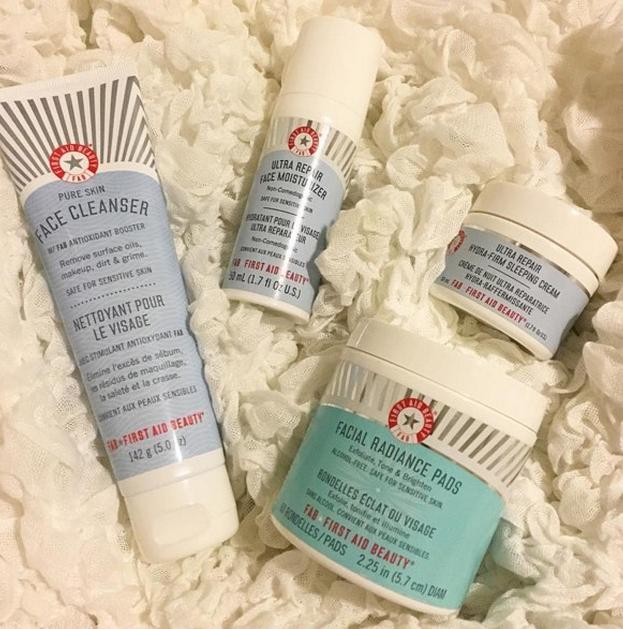 20% Off First Aid Beauty Purchase @ Beauty.com