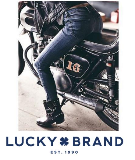 Up to 50% Off Lucky Brand @ Amazon.com