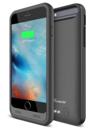 iPhone 6S Battery Charging Case, Black
