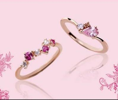 Extra 25% Off From $46.28 BLOOM Rings @ Amazon Japan
