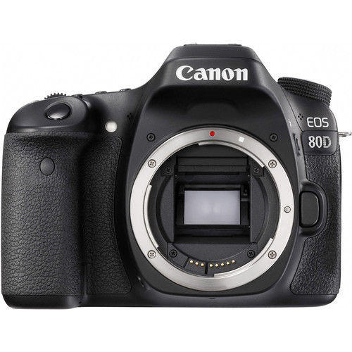 $899 Canon EOS 80D Digital SLR Camera (Body Only)