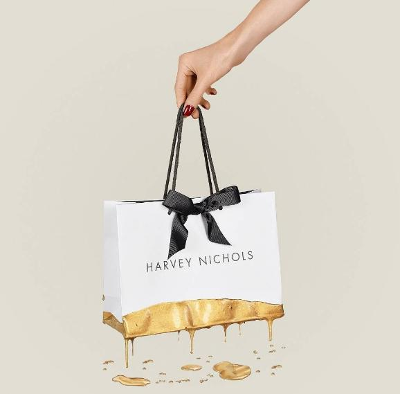 25% OffDesigner Handbags, Shoes, Clothing @ Harvey Nichols