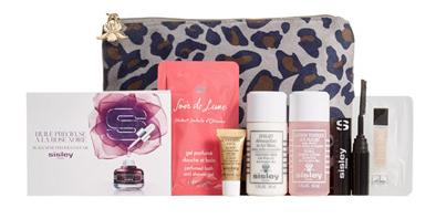 Up to Free 27-pc Gift with $150 Sisley Beauty Purchase @ Nordstrom