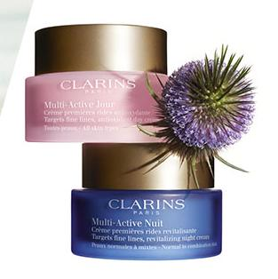 Free Illuminating Duo With $45 Purchase @ Clarins