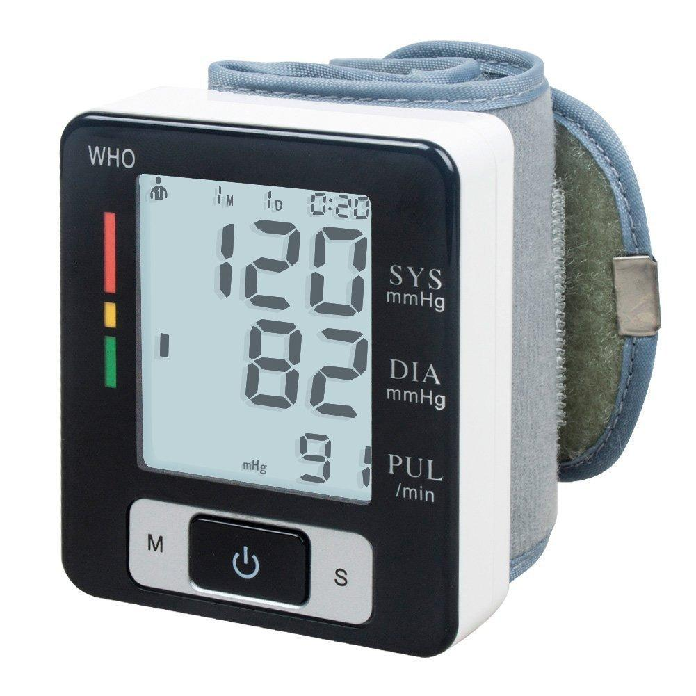 $19.49 KEDSUM Wrist Digital Blood Pressure Monitor