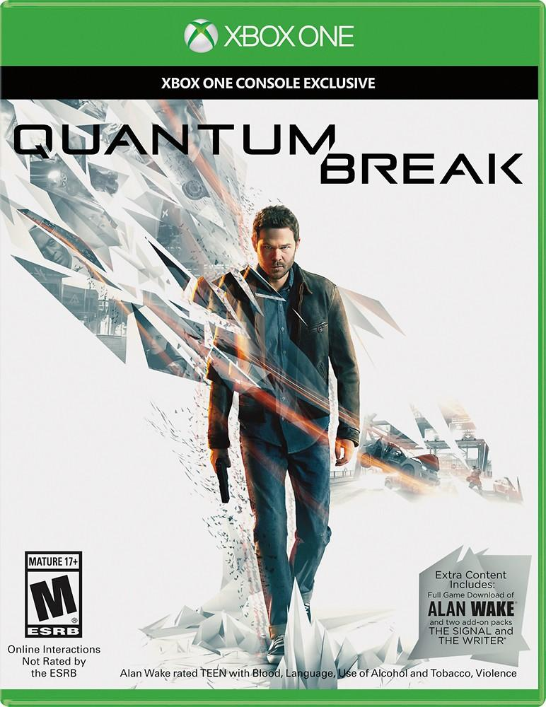 As low as $27.99 Quantum Break - Xbox One
