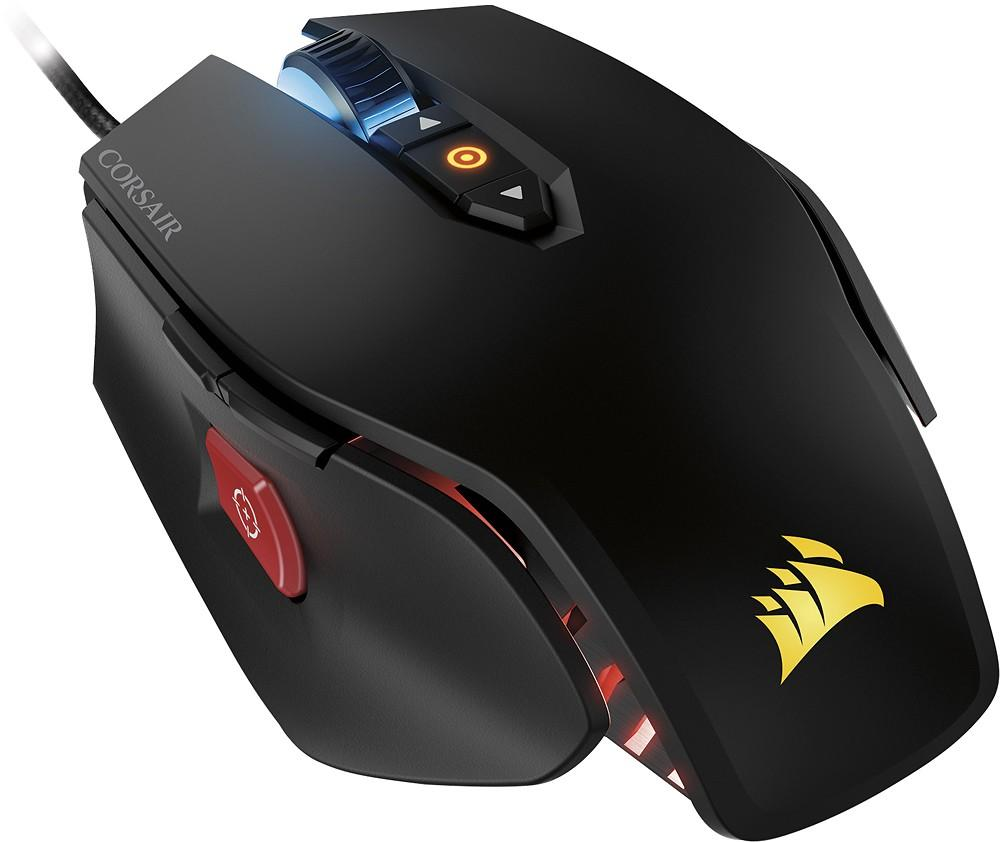 Corsair M65 RGB USB Gaming Mouse - Black