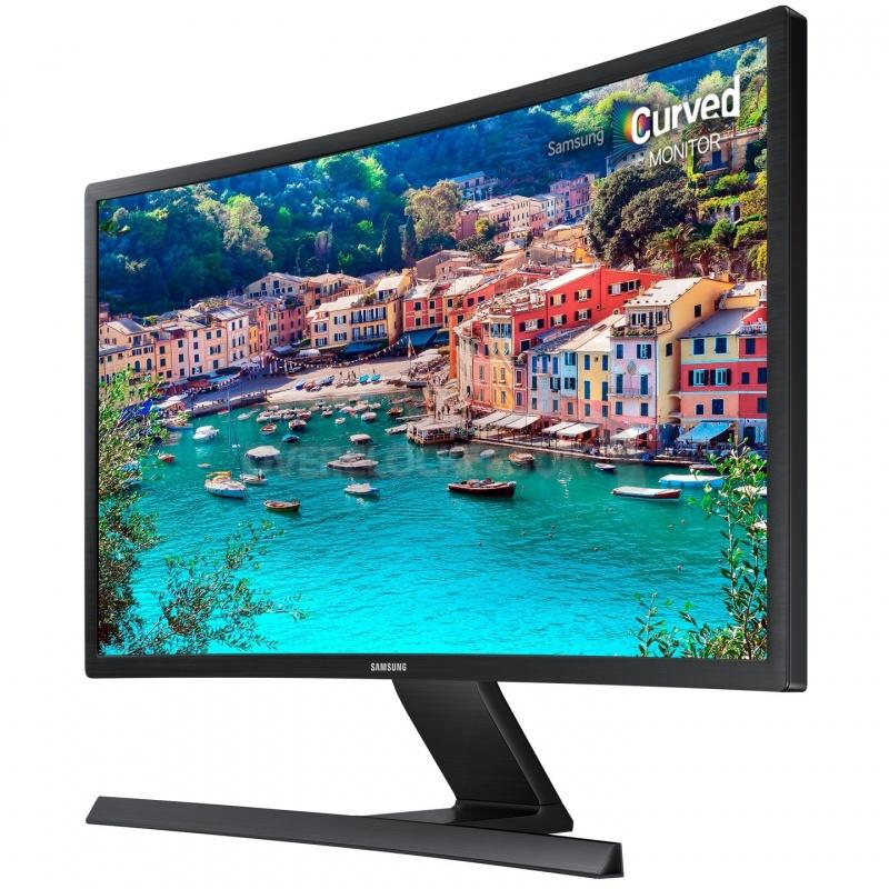 SAMSUNG S27E510C Black 27'' Curved 4ms (GTG) HDMI Widescreen LED Backligh LCD Mo