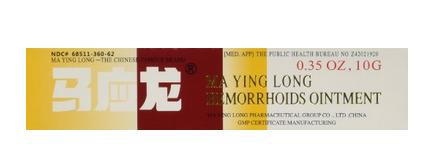 $7.79 Mayinglong Musk Hemorrhoids Ointment 10 Grams