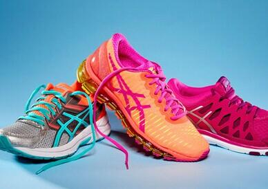 Up to 68% Off Asics Shoes @ Hautelook