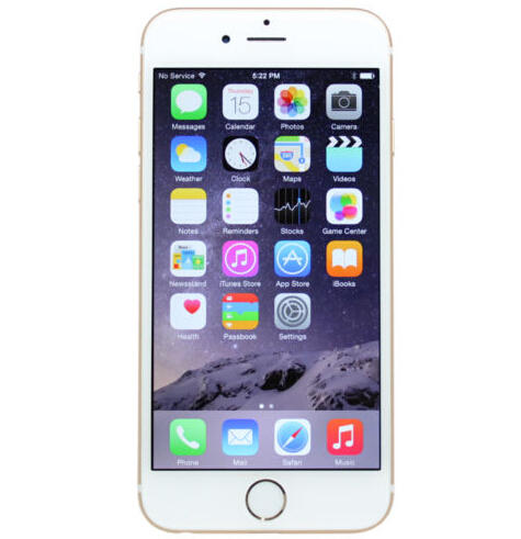 $499.99 Apple iPhone 6 plus 16GB Silver (GSM Unlocked)  A1522