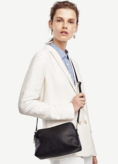 Signature Crossbody Bag @ Ann Taylor