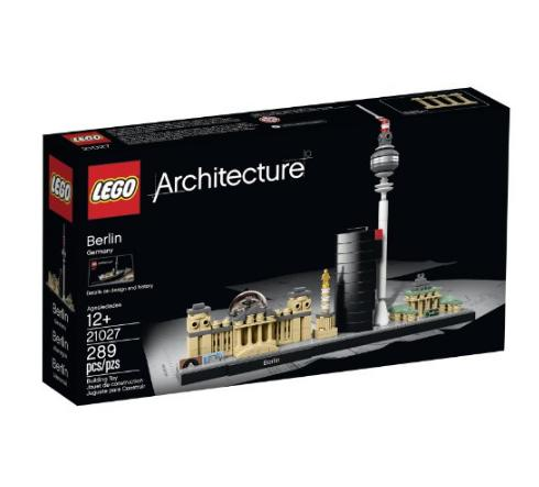 $22.83 LEGO Architecture Berlin 21027
