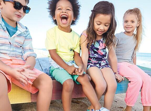 60-70% Off + Up to 25% Off Summer Style Flash Sale @ Carter's