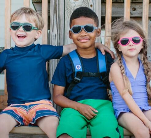 Free Children's Sunglass @ babiators