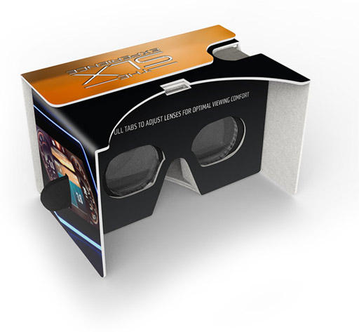 Free! Sea Ray's SLX VR Glasses