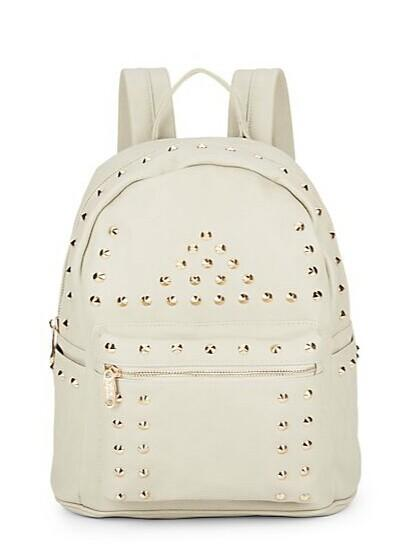 Urban Originals Phantom Studded Faux Leather Backpack @ Saks Off 5th