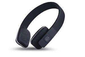 Bluetooth Headphones, MARSEE Bluetooth 4.1 High Fidelity Wireless Over-Ear Headphones for Smart Phones & Tablets(Black)