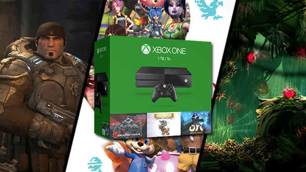 $299 xBox One 1TB Holiday Bundle (3 Games) + Costco $50 GC