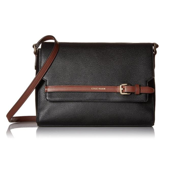 $88.00 Cole Haan Emery Flap Cross Body Bag