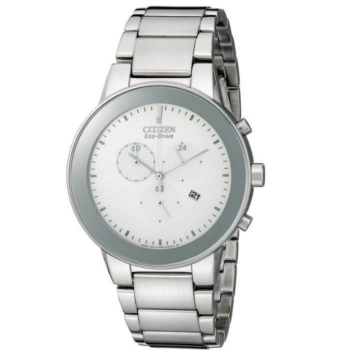 Lowest price! $137.00 Citizen Men's Eco-Drive Axiom Chronograph Watch