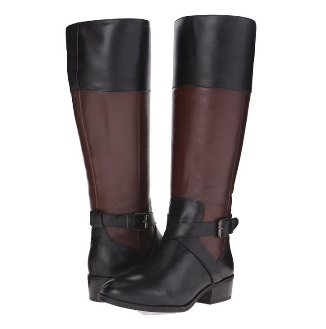 $38.20 Lauren Ralph Lauren Women's Maryann Riding Boot