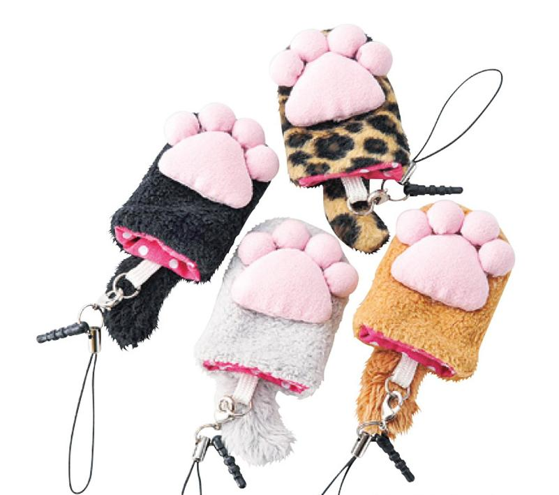 From $8.22 Cat Paws Phone Charm @ Amazon Japan