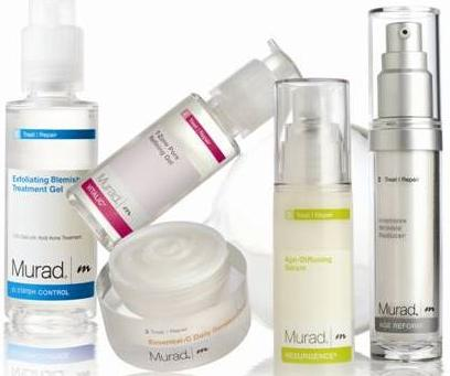 20% Off+Free Shipping Sitewide @ Murad Skin Care