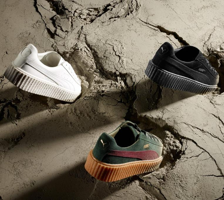 $120 FENTY X PUMA New Creeper by Rihanna @ PUMA