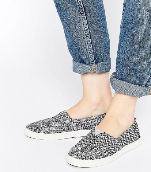 $35.37 TOMS 'Avalon' Mesh Women's Slip-On On Sale @ Nordstrom
