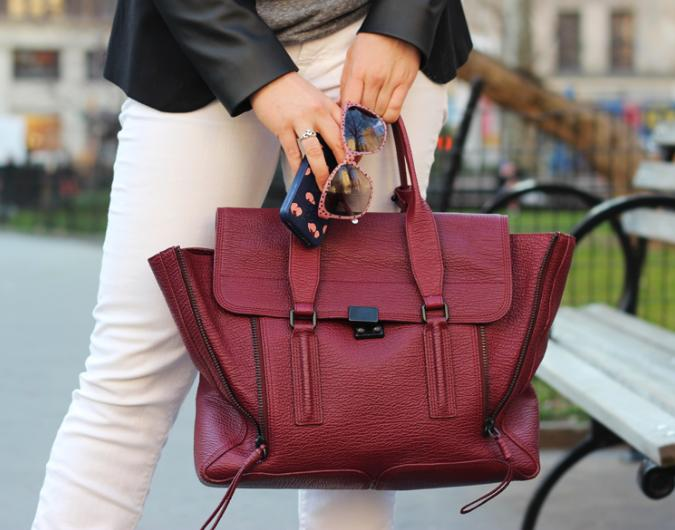$100 Off $300, or $200 Off $600 with 3.1 Phillip Lim Handbags @ Monnier Frères US & CA