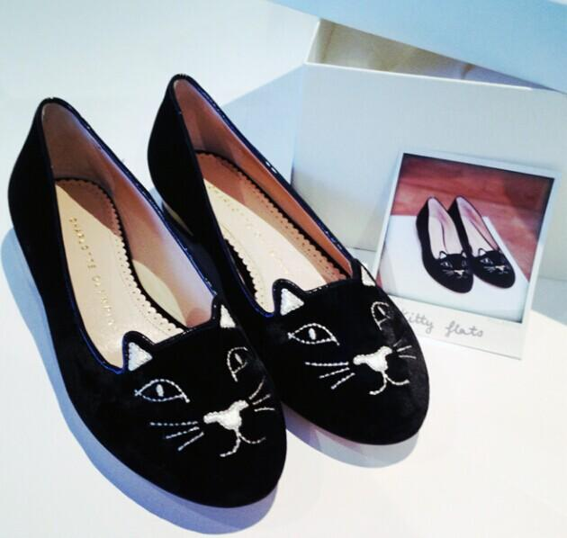 30% OffCharlotte Olympia Shoes @ Harvey Nichols & Co Ltd
