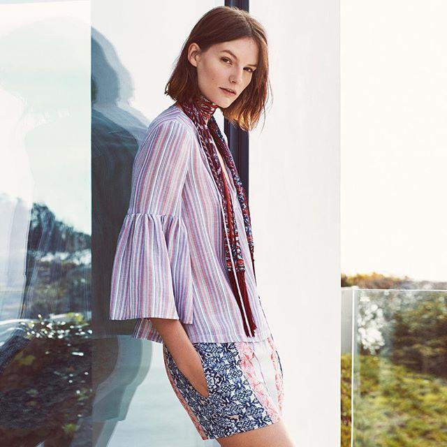 Up to 76% Off Lace & Print Tops Sale @ Saks Fifth Avenue