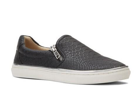 SUZIEQUE SLIP-ON SNEAKERS @