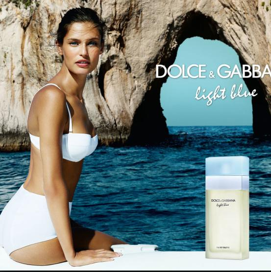Dolce & Gabbana Light Blue Eau de Toilette for Women (0.84 or 1.6 Fl. Oz.)